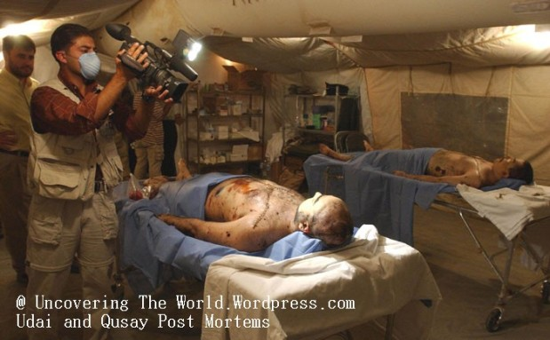 WORLD NEWS USIRAQ-SONS 5 KRT