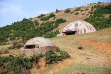 Abandoned Bunkers In Albania - 3