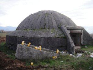 bunker-albania