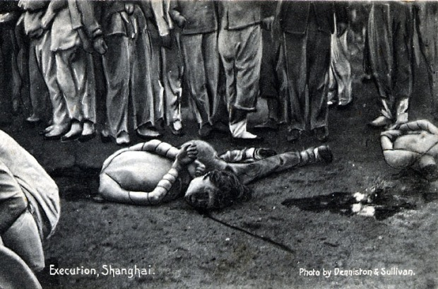Execution By Decapitation China