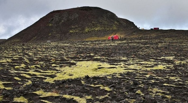 Volcano Magma Chamber Explored For First Time