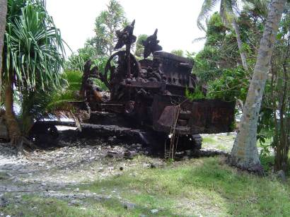 WW2BulldozerWreck