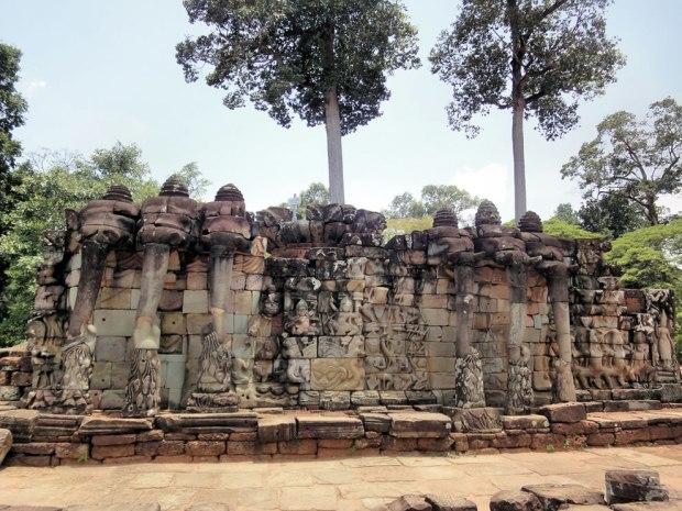 Angkor-Thom-Terrace-of-the-Elephants