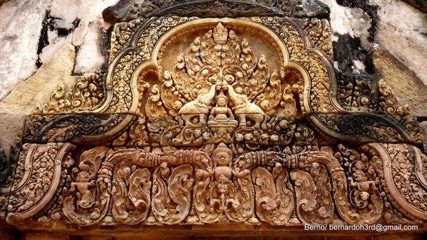 Banteay-Srey-Temple