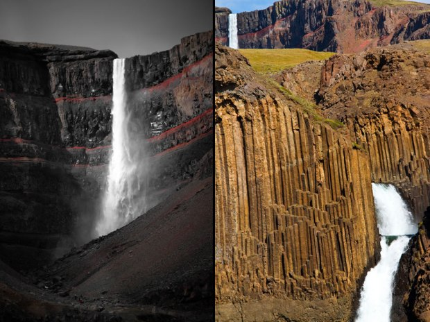 Below-Hengifoss-is-another-waterfall-called-Litlanesfoss