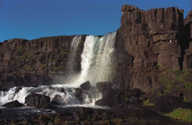Öxaráfoss-at-Þingvellir-National-Park