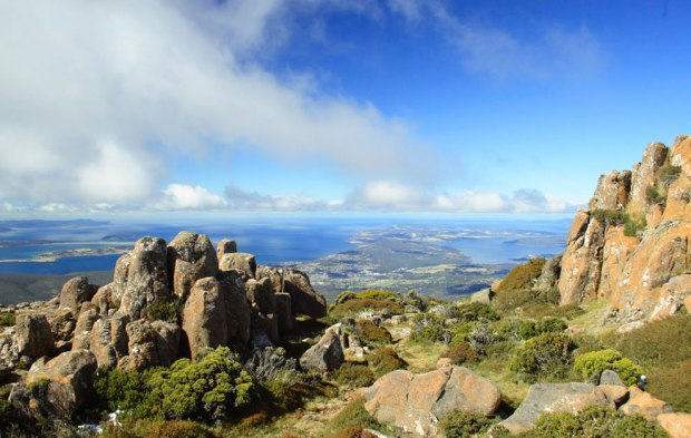 From-the-peak-of-Mount-Wellington-in-the-Tasmanian-Wilderness