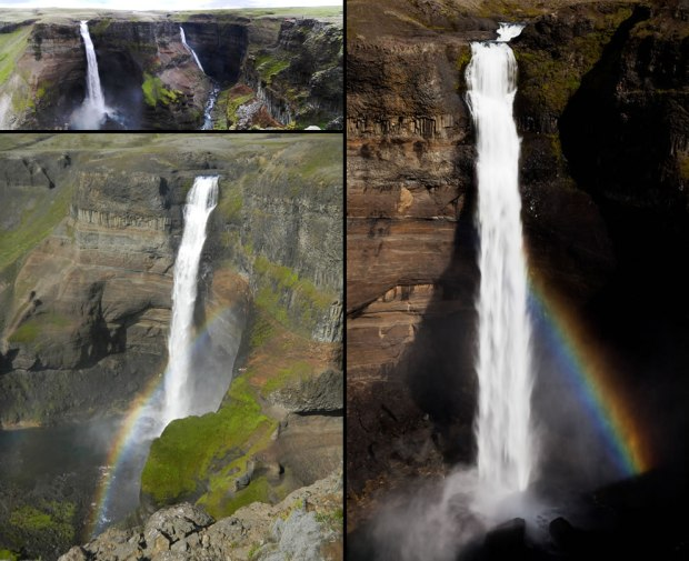 Háifoss-where-the-River-Fossá-falls-over-a-cliff-stands-at-an-incredible-122m