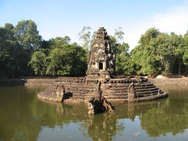 Neak-Pean-Temple