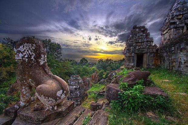 Phnom-Bakheng
