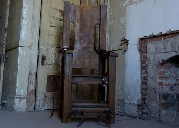 Restraint-chair-at-former-Preston-School-of-Industry