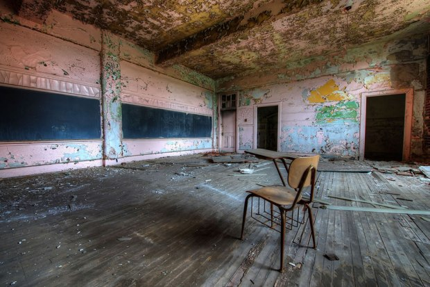 Schools-out-for-summer-schools-out-forever-Abandoned-School-Classroom