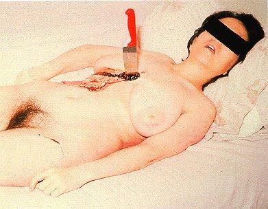 naked death Women