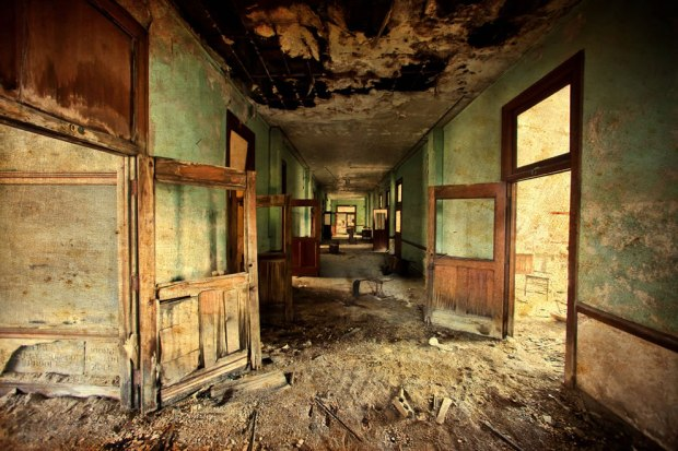 Summers-almost-here-abandoned-school-in-Detroit